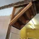 Refurbishment of existing loft access stair well.
